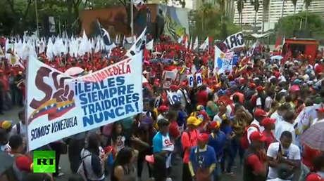 Maduro anuncia la captura del cabecilla de