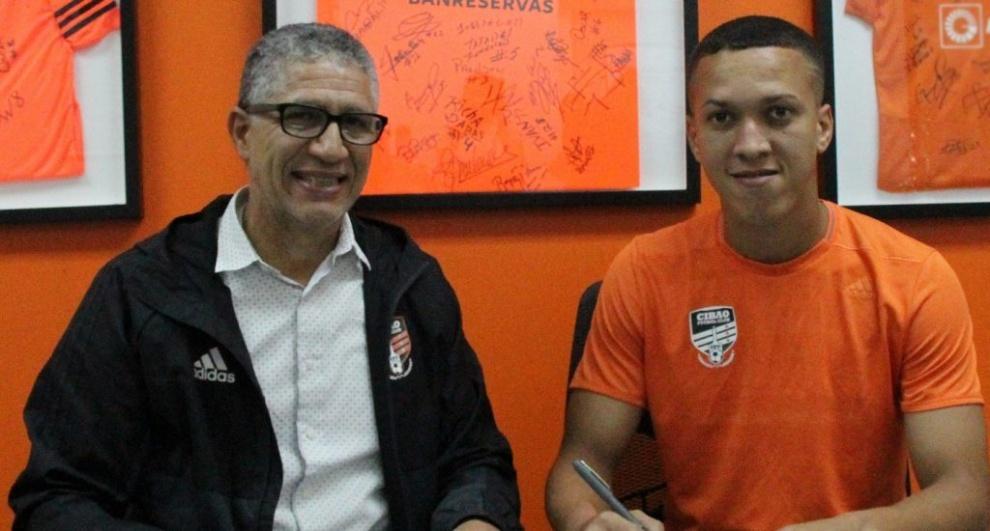 Cibao FC anuncia la contratación del dominicano Jean Carlos López