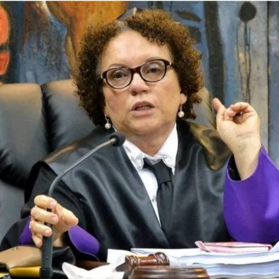 """Magistrada Mirian German riposta: """"el rencor es un huésped ingrato, que se come al que lo alberga"""""""