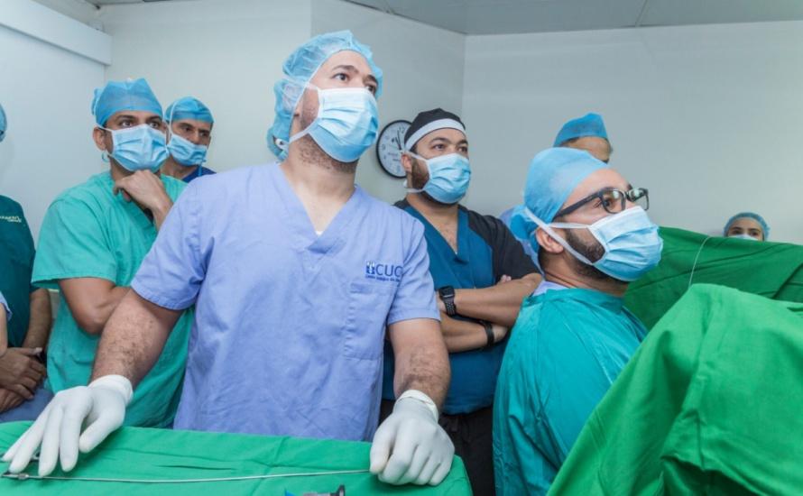 Sociedad Dominicana de Urología realiza curso de actualización en cirugía láser