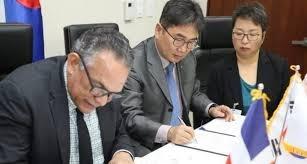 RD y Corea del Sur firman acuerdo en materia tecnológica