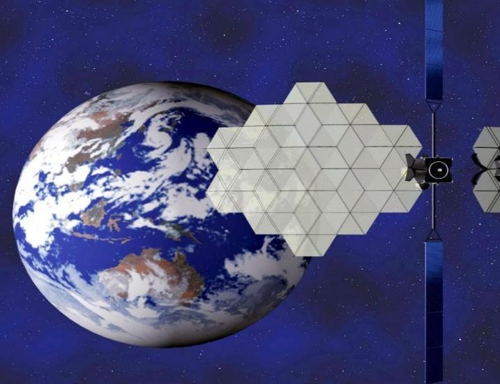 Amazon trabaja en un proyecto de red de satélites de Internet - Tecnologia