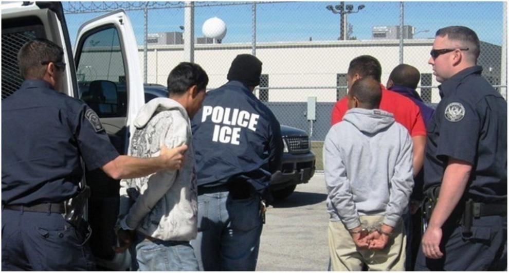 En operativo contra inmigrantes apresan 123 entre ellos varios dominicanos