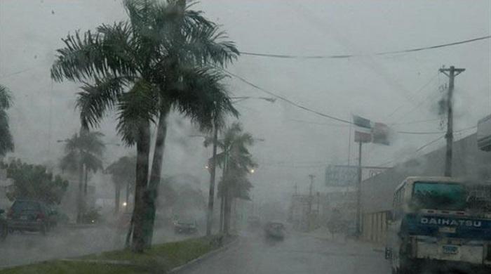 Vaguada provocaría lluvias en algunos lugares del país