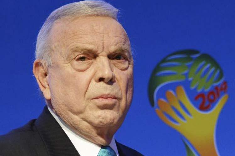 Suspenden a expresidente de Confederación Brasileña de Fútbol