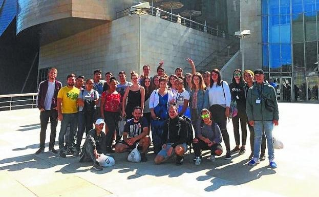 Intercambio académico Erasmus+ capacita dominicanos en Europa