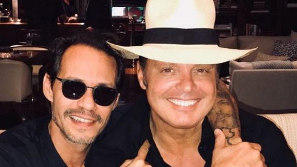 Marc Anthony y Luis Miguel entre giras más lucrativas del momento