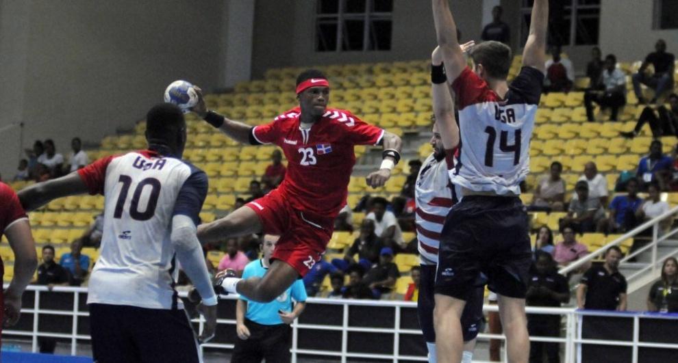Estados Unidos y Cuba disputan el oro en balonmano; RD va por el bronce frente a Puerto Rico
