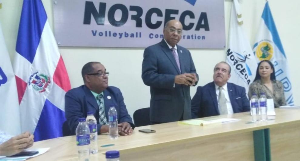 Sietepaíses confirman participacióna la Copa Panam de Voleibol Masculino Sub-19