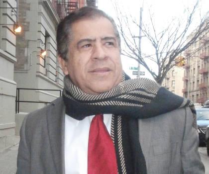 Ex-genera Rafael Percival Peña sufre derrame cerebral en Nueva York