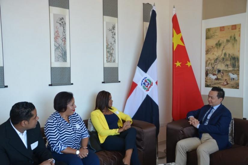 Dominicana y China registran mayor crecimiento de intercambio comercial a un año de concretar relaciones