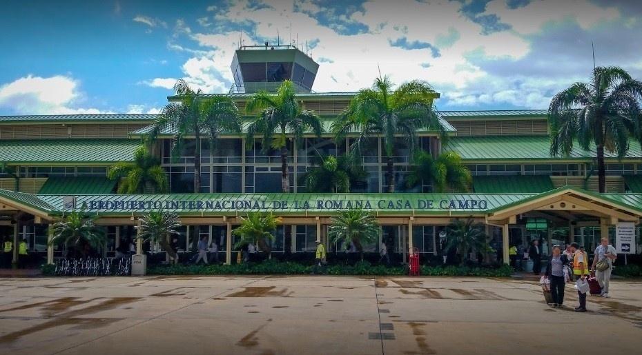 Aeropuerto de La Romana lidera crecimiento porcentual del flujo de pasajeros en Rep. Dominicana