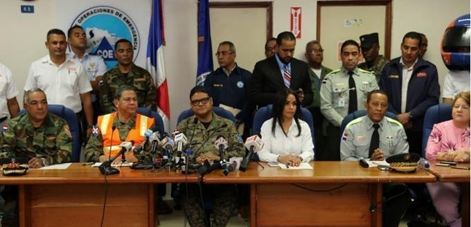 Informe oficial del COE arroja 33 muertos durante asueto de Samana Santa