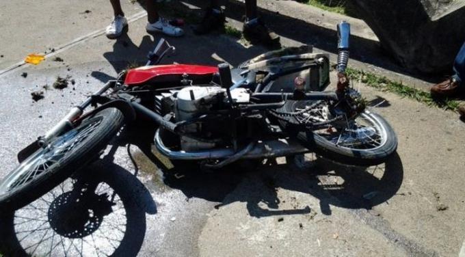 Accidentes de motorcicleta dejan dos muertos en Sabana de la Mar