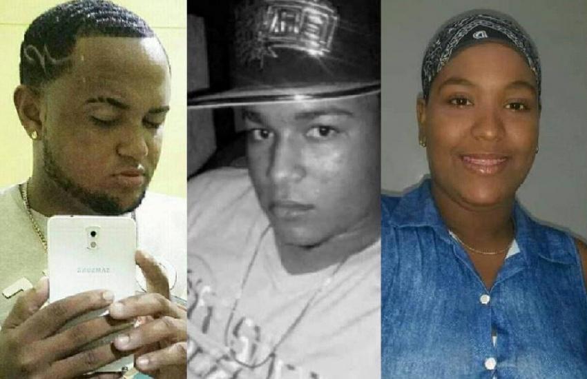 Hombre la emprendió a tiros contra cuatro personas matando dos de ellas e hiriendo otras dos