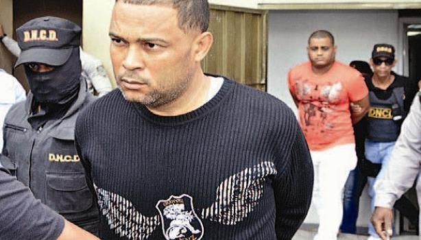 """Cantan 30 años de prisión al """"El Gringo"""" por narcotráfico, a cumplir en La Victoria"""