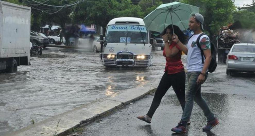 Oname pronostican aguaceros dispersos sobre algunas localidades