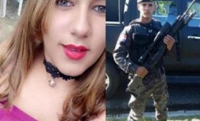 Pedirán prisión preventiva contra expolicía acusado de matar a su expareja de 17 años en La Vega