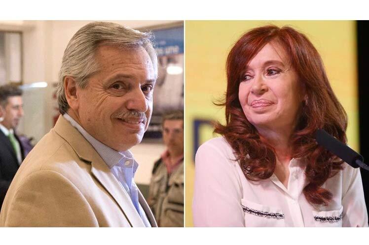 Candidato presidencial argentino asegura que Cristina es inocente