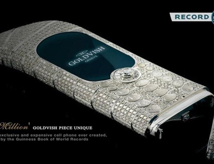 Este es el celular más caro del mundo y desde 2006 ninguno ha podido superar su valor
