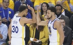 Warriors toman delantera y buscarán seguir con agresividad en el segundo juego