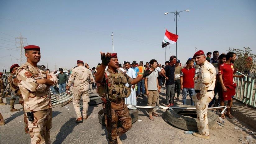 Países Bajos y Alemania suspenden sus misiones en Irak por tensiones en la región