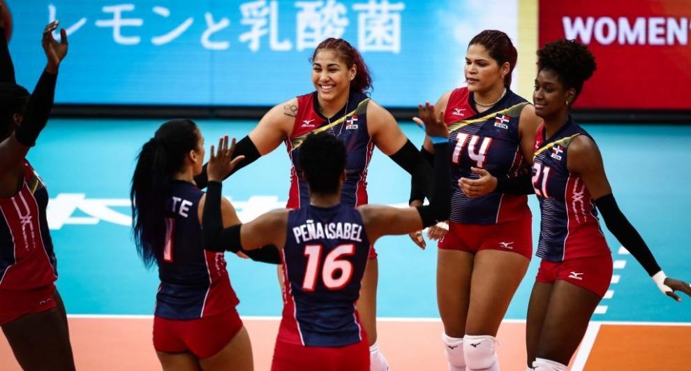 Sexteto de Dominicanas debutan frente a Rusia en inicio de torneo, salen el viernes a Brasil