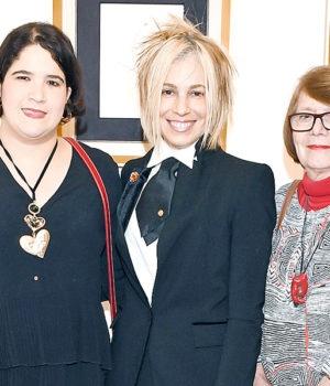 """Lucy Galería de Arte inaugura exposición""""Morfología orgánica y arquitectura carnal"""","""