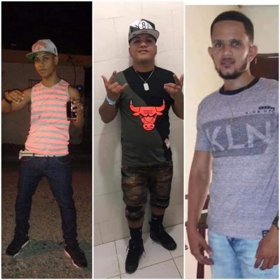 Tres jóvenes perdieron la vida en accidente de tránsito en Santiago