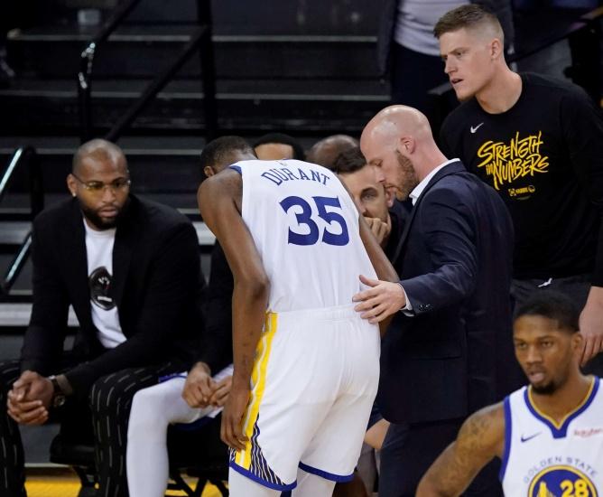 Los Golden State Warriors comienzan defensa del título sin Kevin Durant