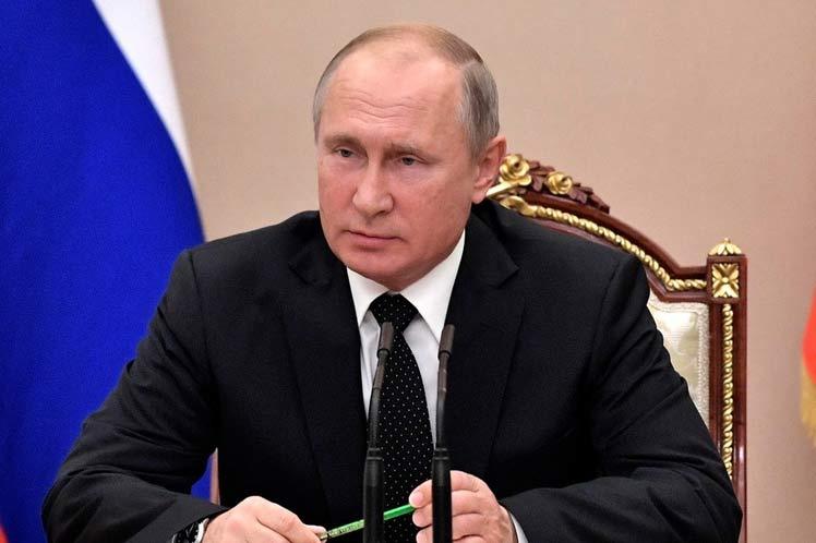 Rusia abierta al diálogo con Occidente y opuesta a sanciones
