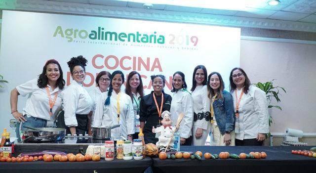 Celebran Feria Agroalimentaria con la participación de la chef Nikol Morillo, ganadora de Master Chef