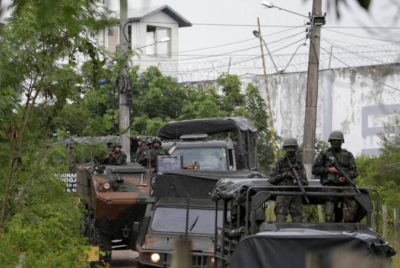 Al menos 11 muertos tras un tiroteo en un bar del norte de Brasil