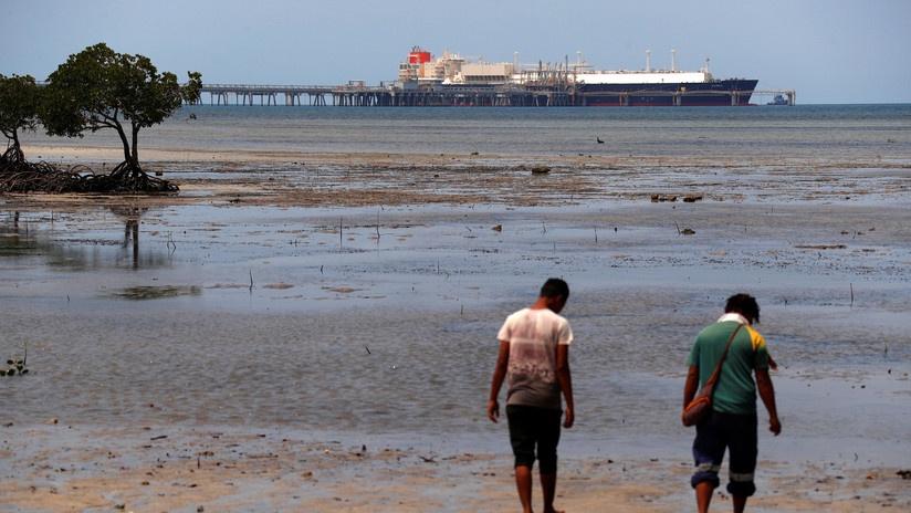 Emiten una alerta de tsunami tras un terremoto de magnitud 7,5 en Papúa Nueva Guinea
