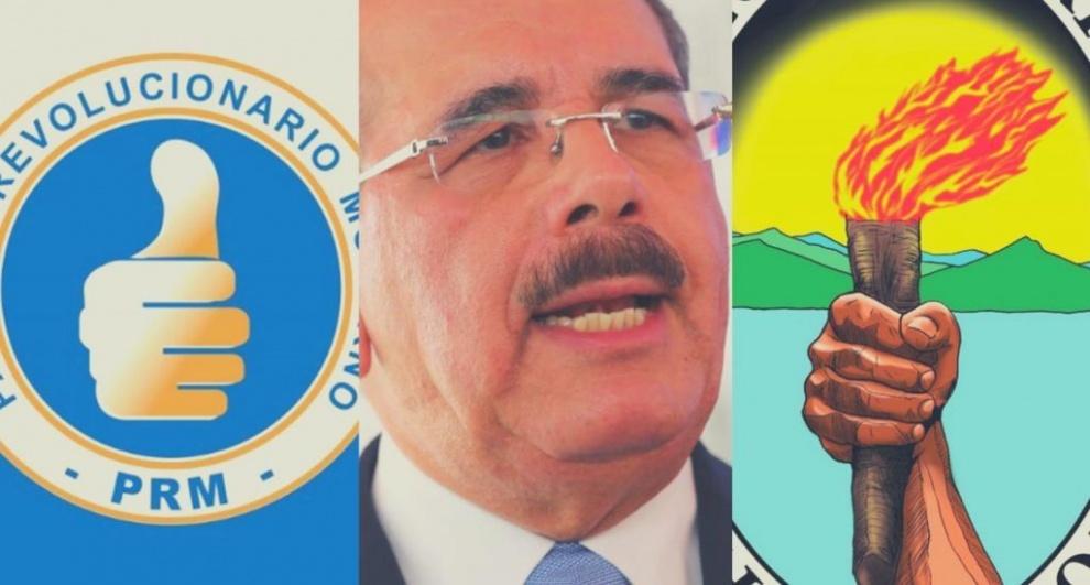 Tranque detiene anuncio de diputados del PRM pasarían al PRD como anunció Miguel Vargas