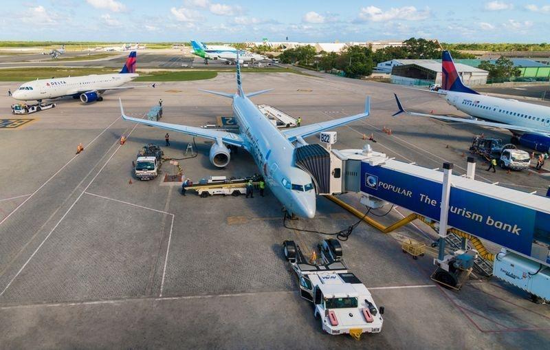 Revelan aeropuertos registraron 50,683 operaciones internacionales entre enero y mayo