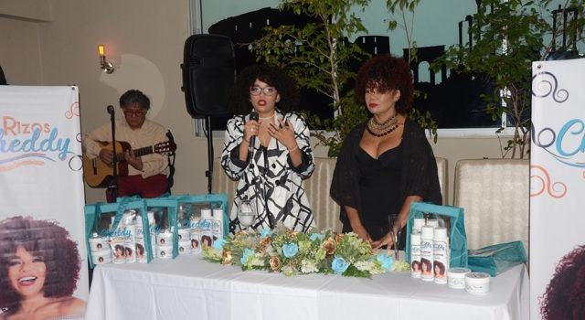 Cheddy García lanza productos para el cabello rizo