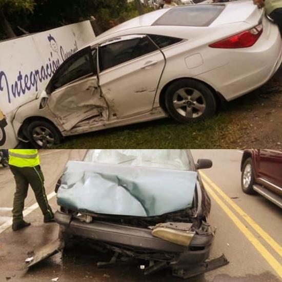 Más de 10 heridos dejan accidentes múltiples ocurridos durante el fin de semana en Puerto Plata