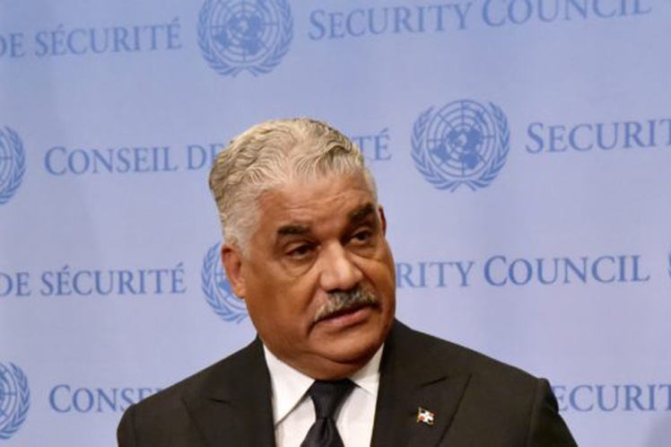 Vargas Maldonado dice que el Gobierno acciona ante