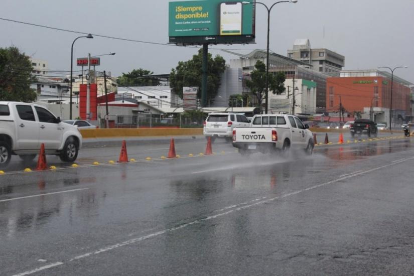 Meteorología quitan alerta a cuatro provincias por disminución de lluvias