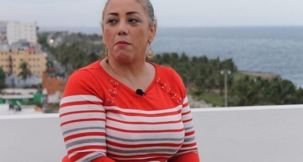 """""""La Tora"""" denuncia Policía apresó su hija para vincularla al caso David Ortiz"""