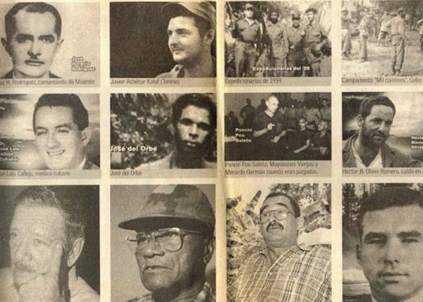 La RD rinde tributo en este día a los expedicionarios antitrujillistas del 14 de Junio
