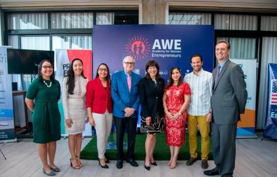 Emprendedoras dominicanas reciben apoyo de programa estadounidense