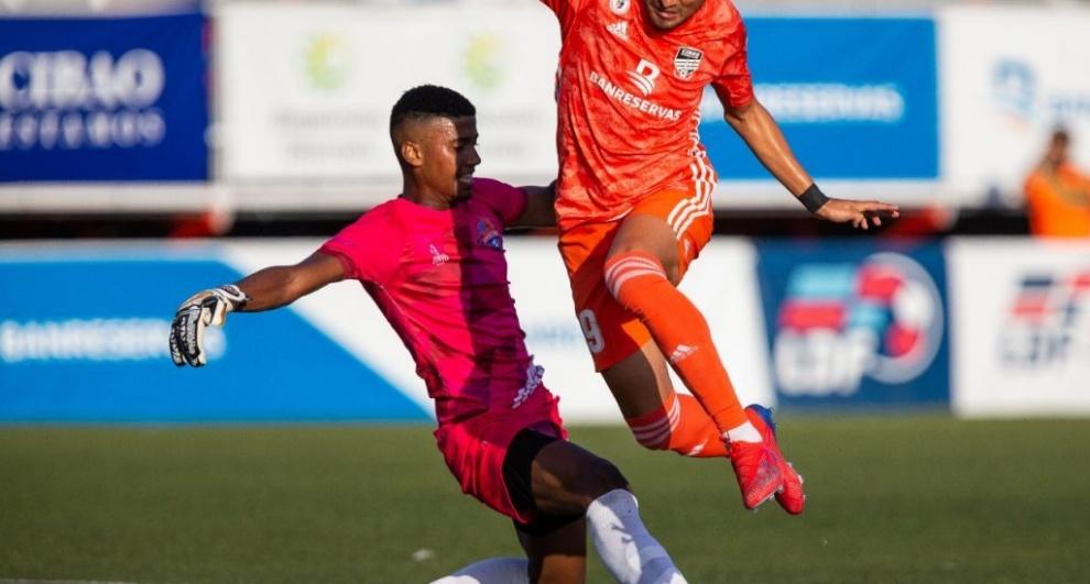 Cibao FC y O&M golean y ganan partidos en la jornada 11 de la LDF