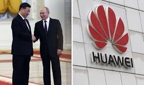 Putin denuncia que intentos de desbancar a Huawei del mercado global marcan el inicio de una nueva guerra tecnológica