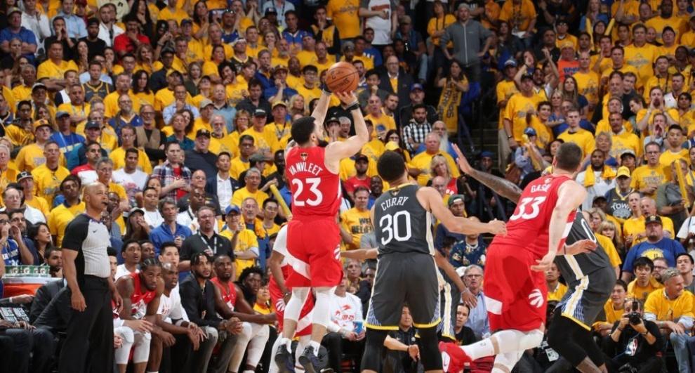 ¡Raptors de Toronto campeón! ganan su primer anillo de la NBA y destronan a los State Warriors