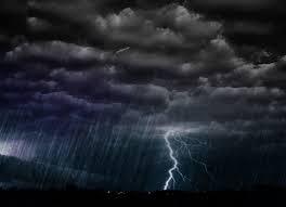 """Meteorología informa """"Vaguada seguirá produciendo aguaceros y tronadas en diferentes provincias del país"""""""