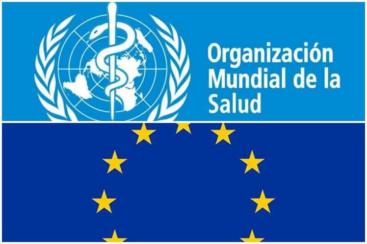 Unión Europea destinará más de 100 millones para sistemas de salud en 80 países