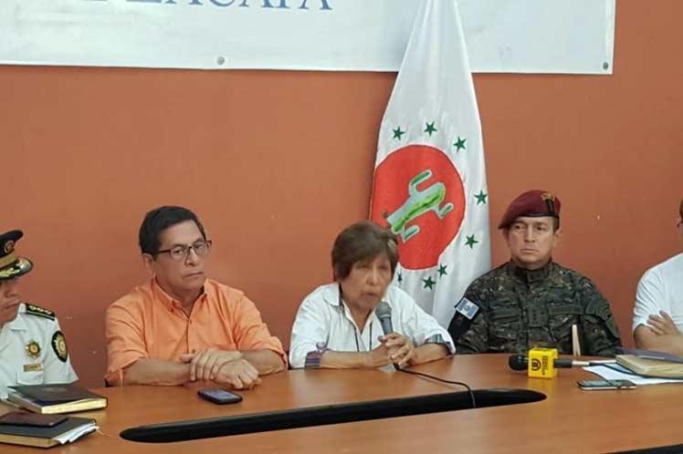 Piden tranquilidad, tras suspender votación en municipio guatemalteco