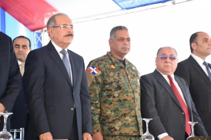 El presidente Danilo Medina encabeza inauguración de Centro de Gestión coordinada de Frontera